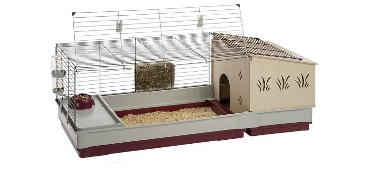 Ferplast cage - Krolik Extra-Large Rabbit Cage