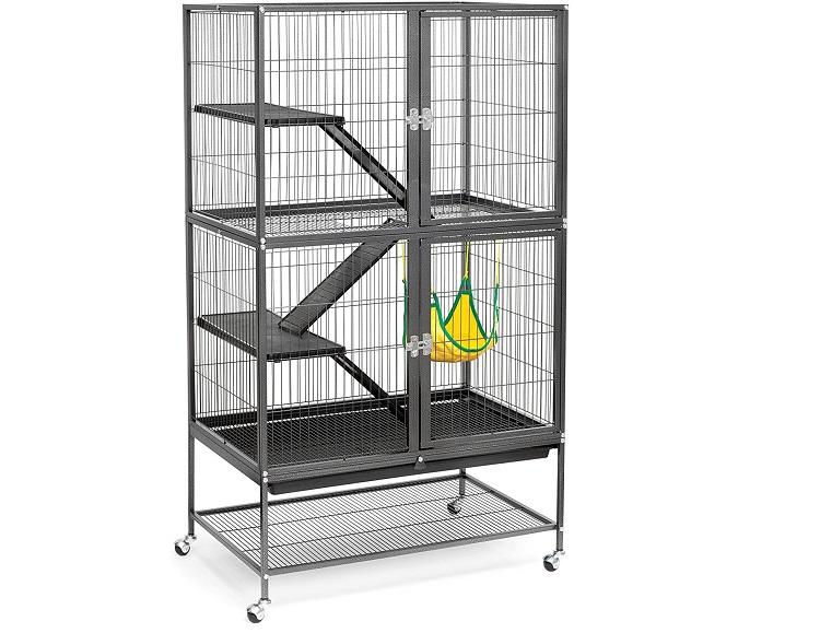 Prevue Pet cage - Prevue Hendryx Feisty Ferret Home