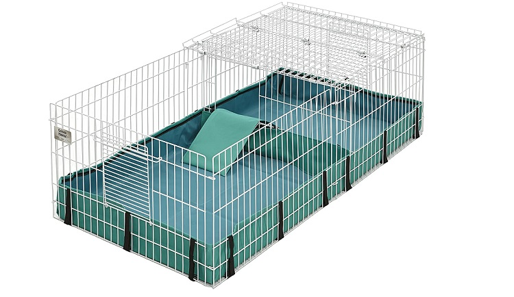 ▷ Large Guinea Pig Cages Give Pets the Room They Need