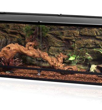 REPTI ZOO 67 gallon reptile large terrarium - best exotic pets