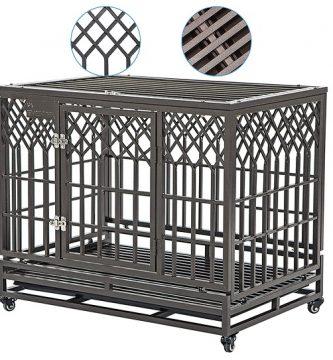 SMONTER Dog Crate