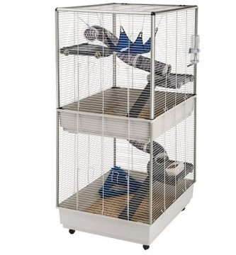 Ferplast Ferret Tower Two-Story Cage